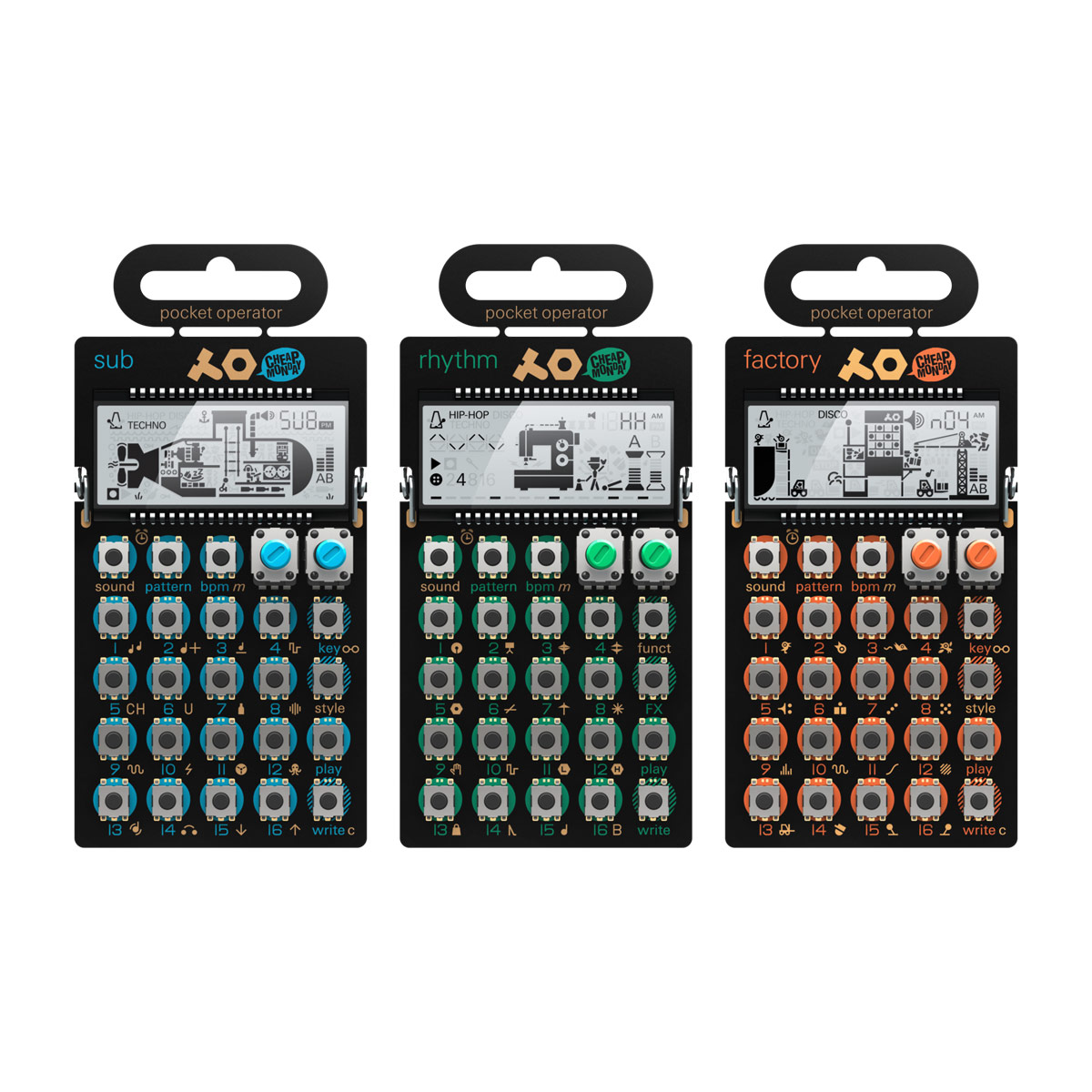POCKET OPERATOR BUNDLE