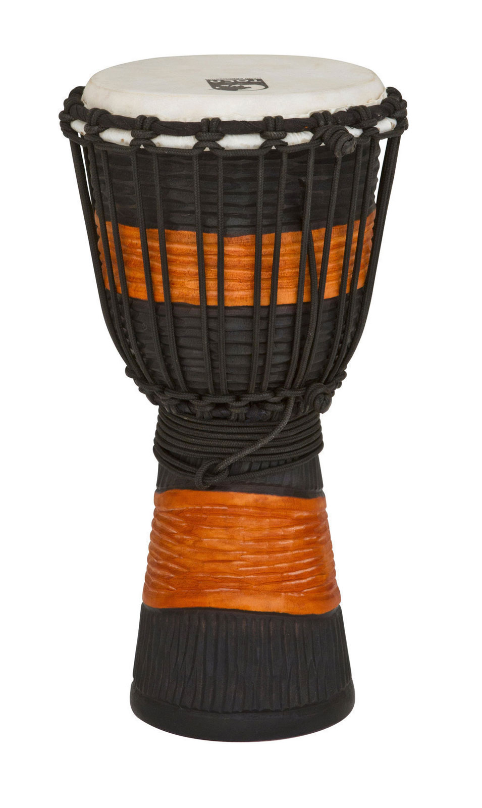 STREET SERIES ROPE TUNED WOOD DJEMBE 8
