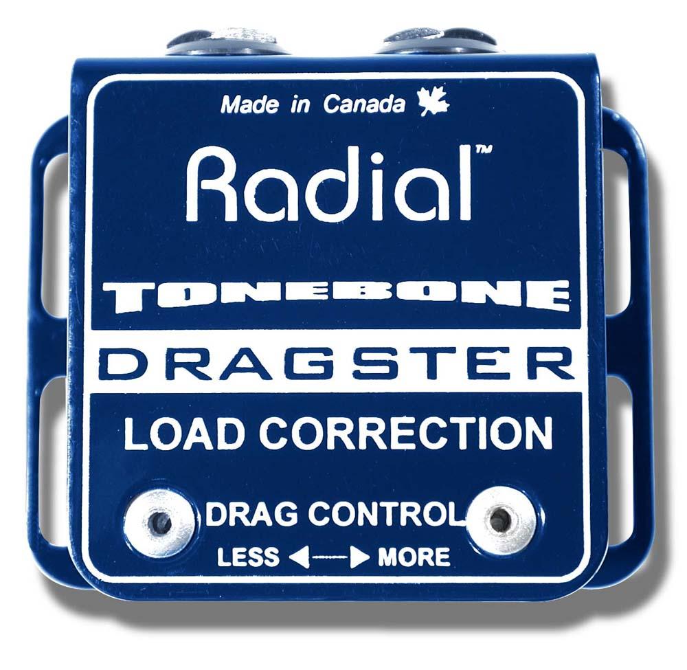 Radial Dragster - Correcteur D\'impedance