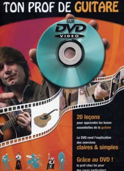 Roux Julien - Ton Prof De Guitare Acoustique + Dvd