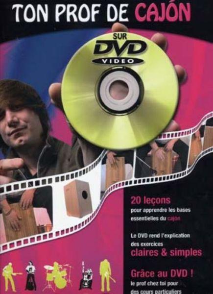 Roux Julien/charly Menasse - Ton Prof De Cajon + Dvd