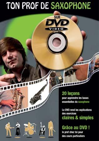 Roux J. / Doletina J.c. - Ton Prof De Saxophone + Dvd