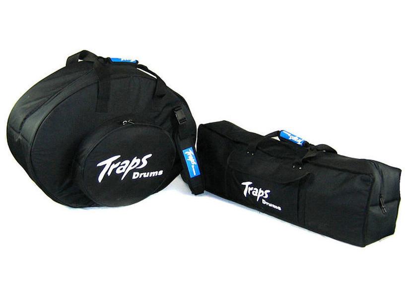 Traps Drums Set De Housses Pour Batterie Flat A-400 Nc