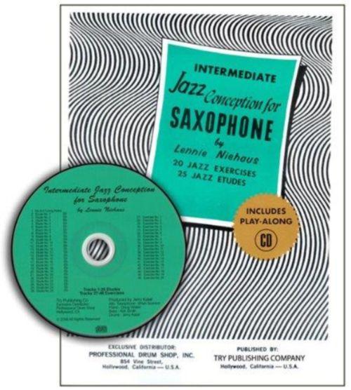 Niehaus Lennie - Intermediate Jazz Conception - Saxophone
