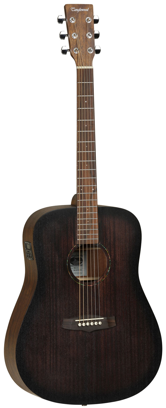 Tanglewood Crossroads Dreadnought Vintage Satin