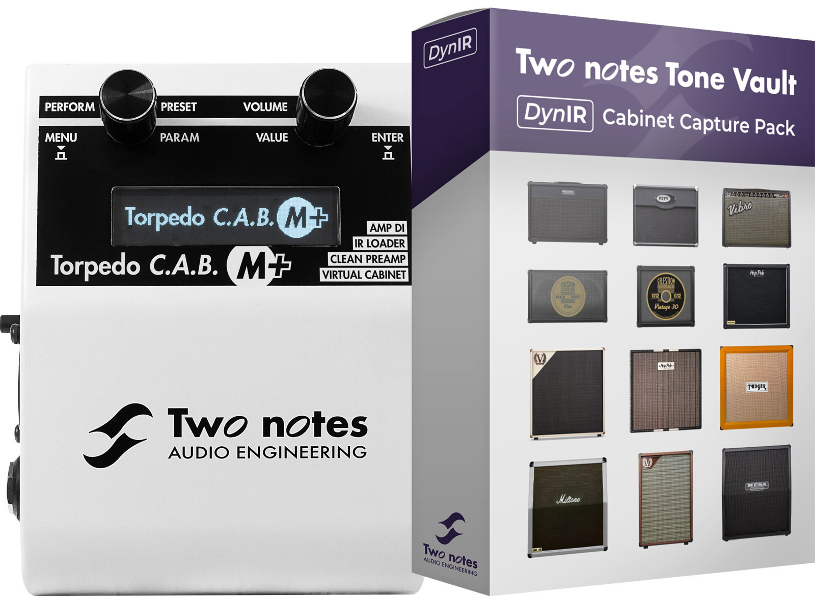 Two Notes Torpedo Cab M