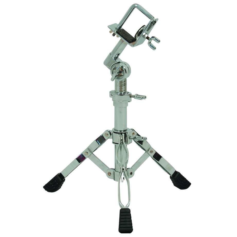 Tycoon Bongo Stand For Seated Player Chrome Percussion