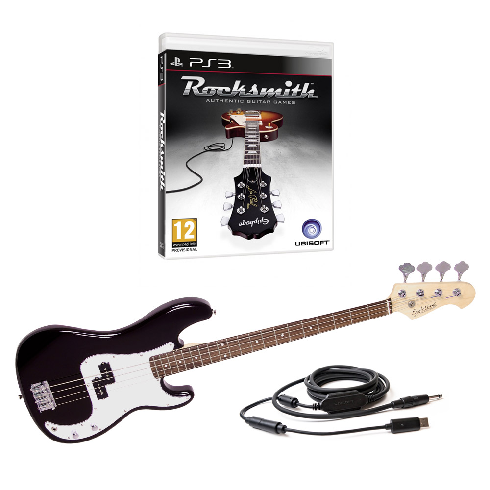 Rocksmith® 2014 Edition Game | PS3 - PlayStation