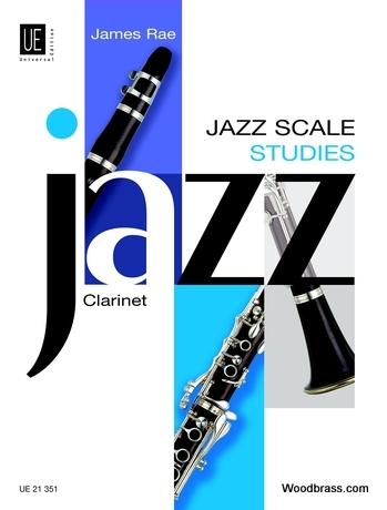 Jazz Scale Studies - Clarinette