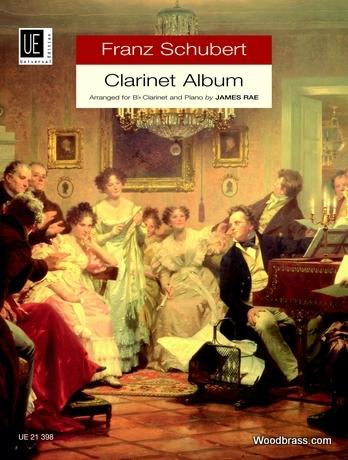 Schubert F. - Clarinet Album