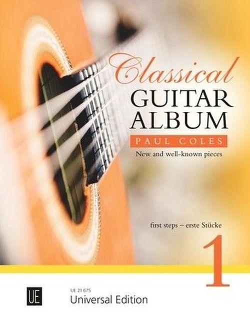 Coles Paul - Classical Guitar Album Vol.1