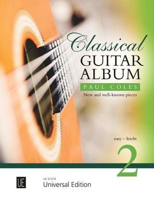 Coles Paul - Classical Guitar Album Vol.2