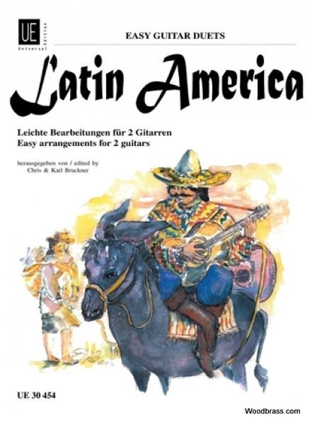 Latin America - 2 Guitares