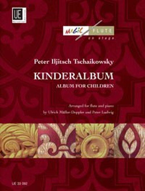Tchaikovsky P. - Kinderalbum - Flute & Piano