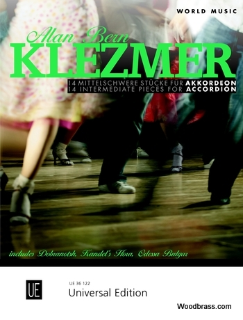 Bern A. - Klezmer Accordion