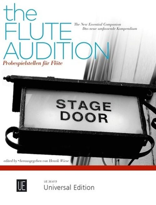 Henrik Wiese - The Flute Audition