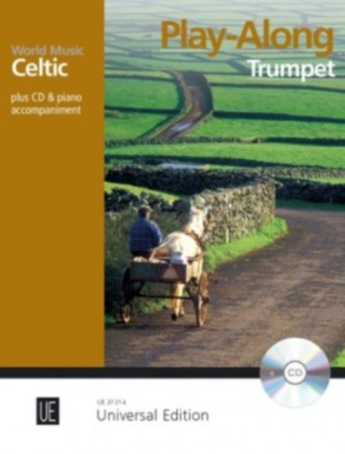 Celtic - Play-along Trumpet