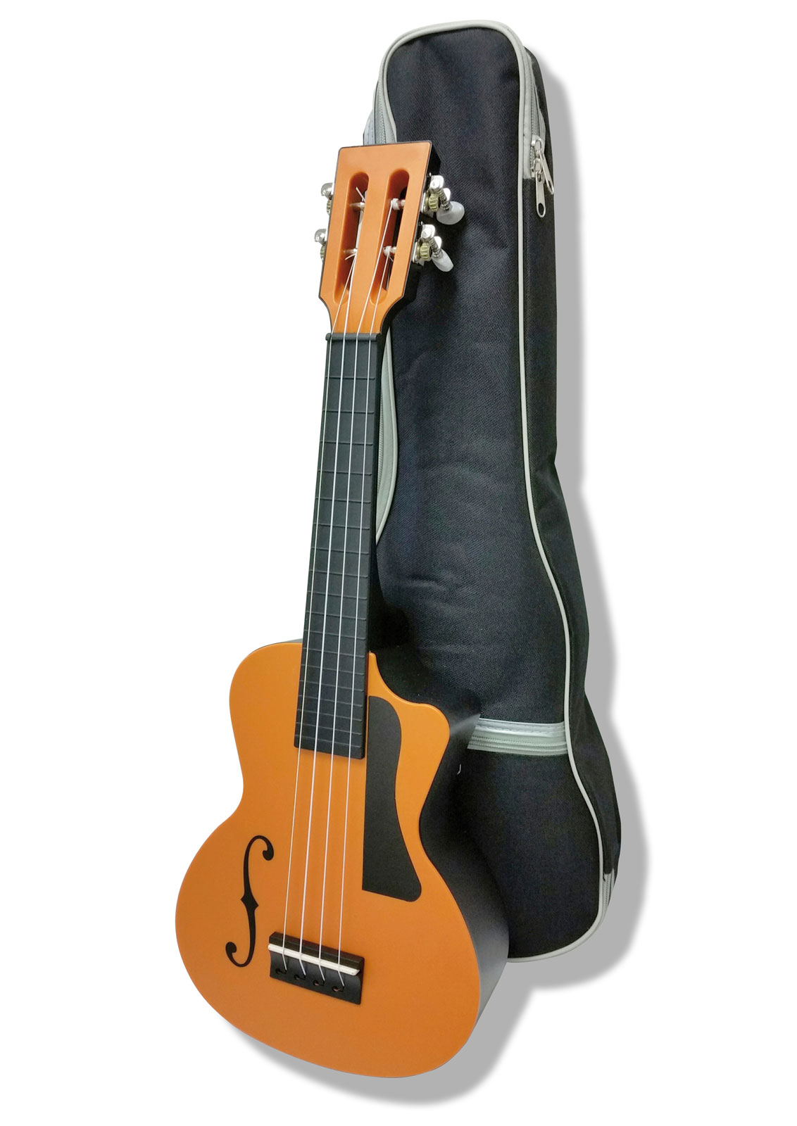 Aqualele aqualele concert orange housse ukulele for Housse ukulele concert