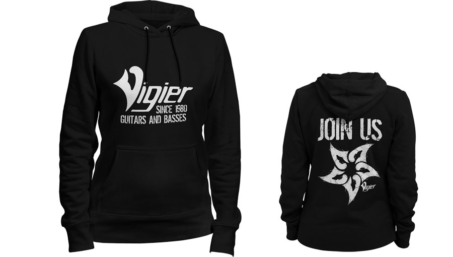 TAILLE S - HOODIE VIGIER SMALL JOIN US DESIGN