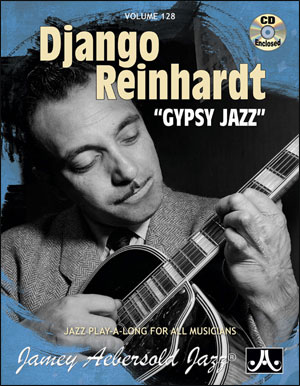 N°128 -  Django Reinhardt - Gypsy Jazz + Cd