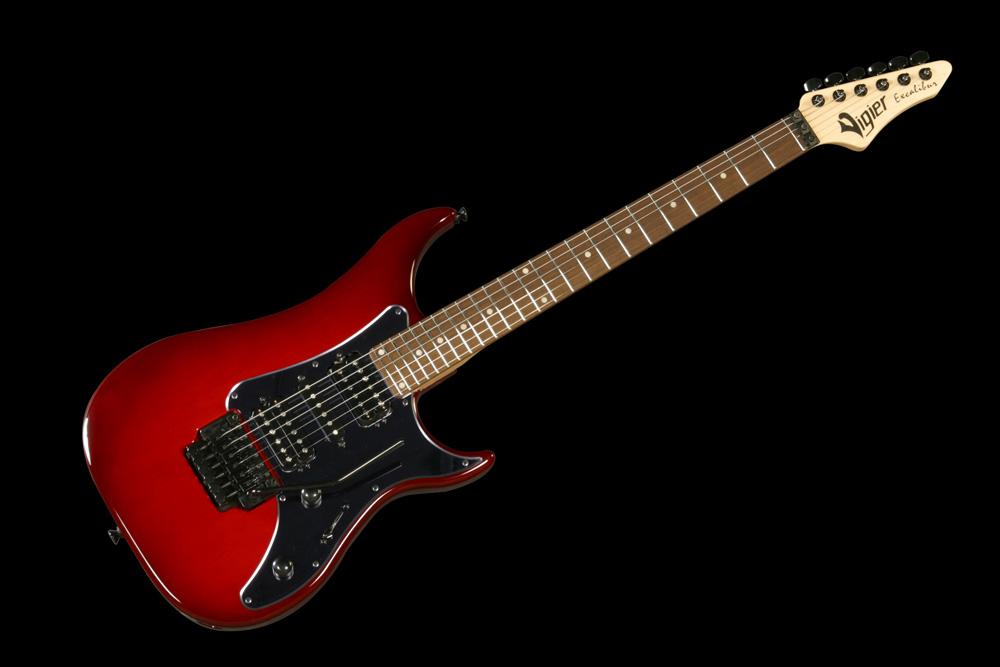 Vigier Excalibur Original Hsh Clear Red + Etui