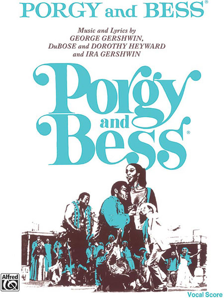 GERSHWIN GEORGE - PORGY AND BESS - VOICE