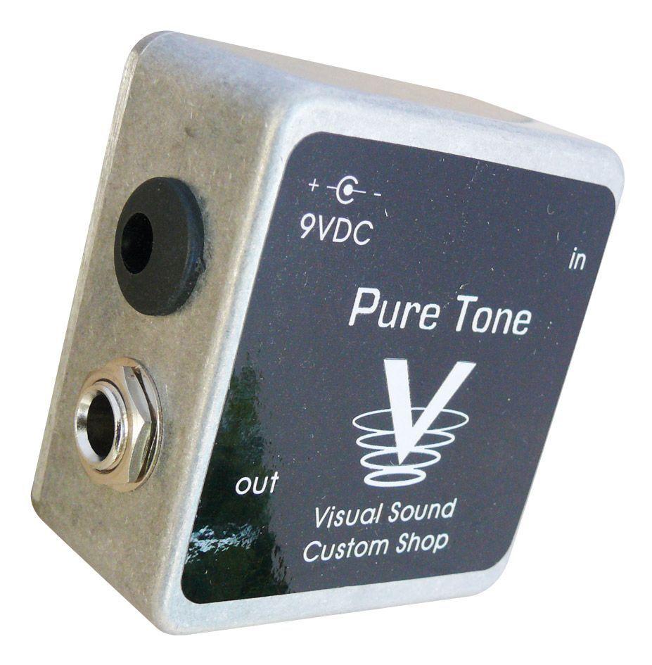 Visual Sound Pure Tone Buffer
