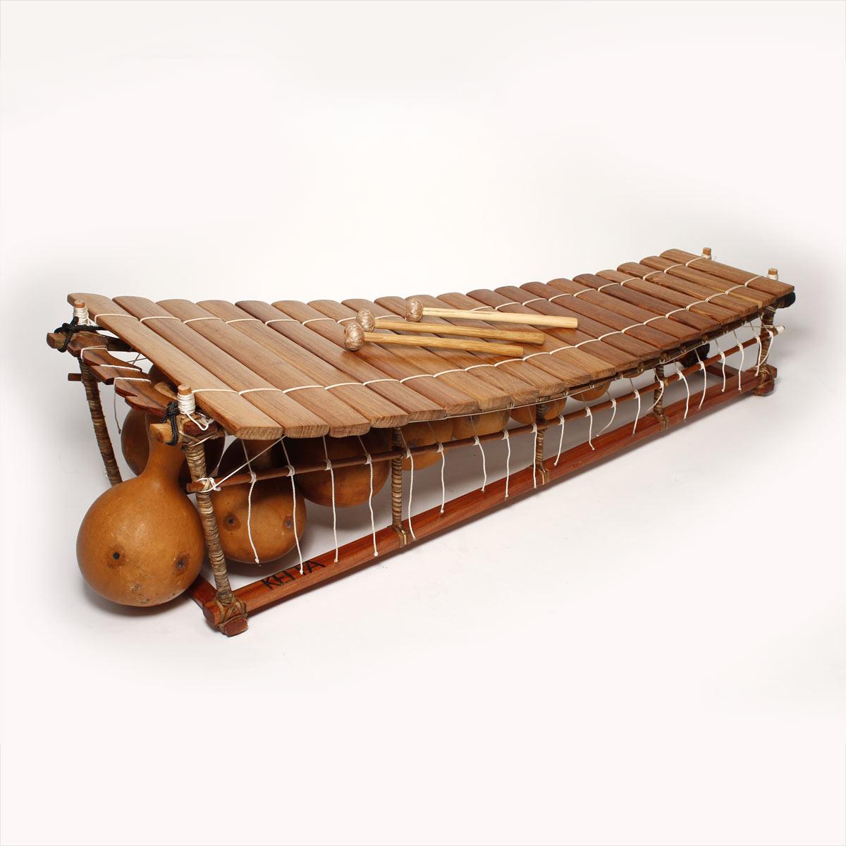 Waka Drums Balafon Diatonique - 20 Lames