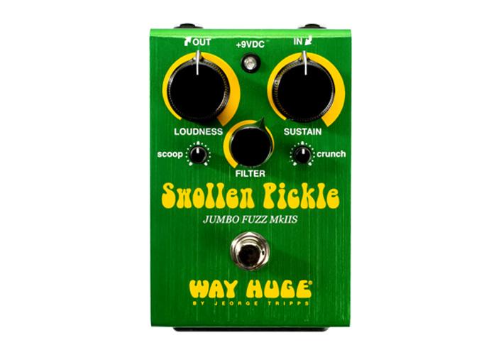 Way Huge Swollen Pickle Mkiis
