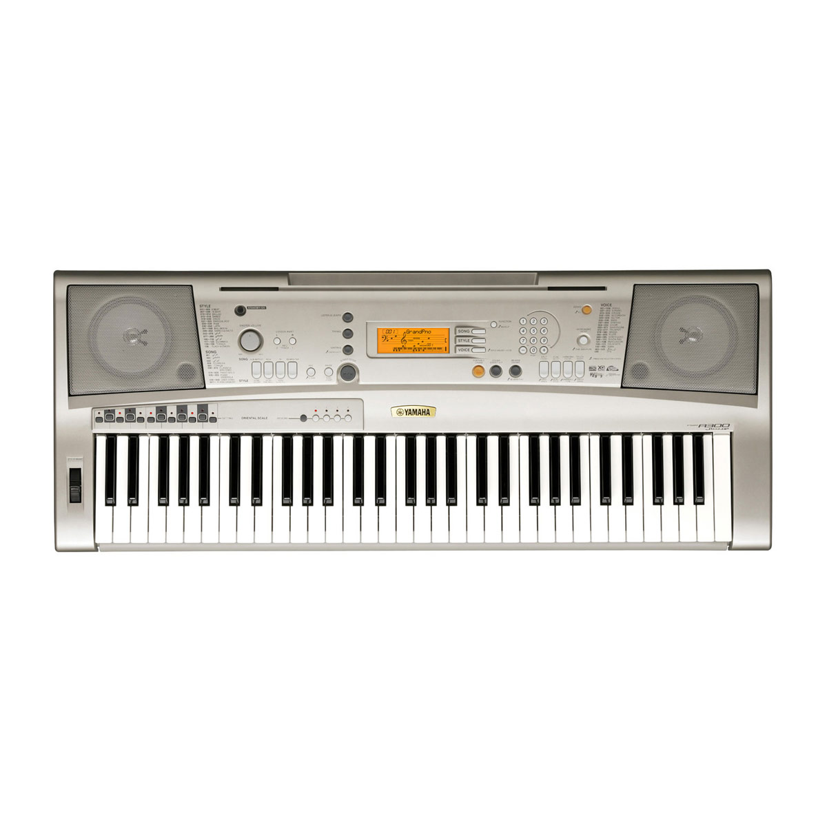 Clavier portable mp 11 electronic keyboard buy online for Housse clavier yamaha