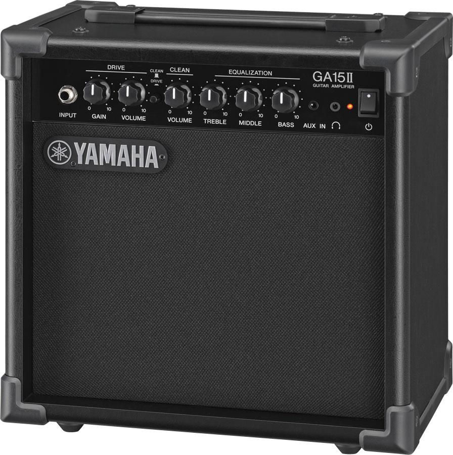 Yamaha Ga15 Ii