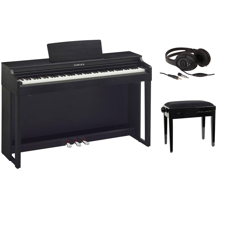 Yamaha Clavinova Clp 525b - PIANO - Buy online - Free ...