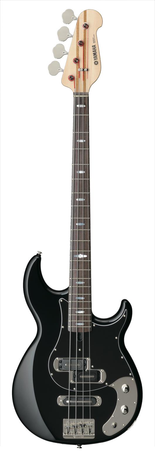 Yamaha Bb2024xbl Black + Etui