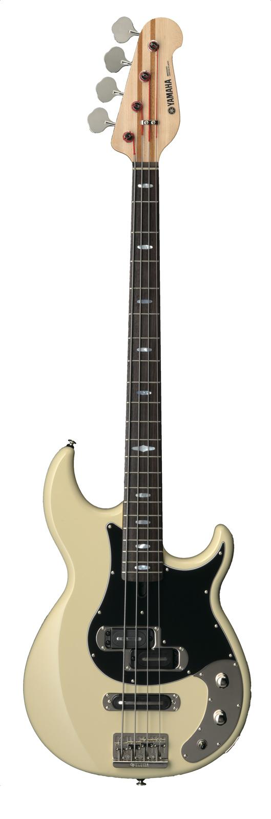 Yamaha Bb2024xvw Vintage White + Etui