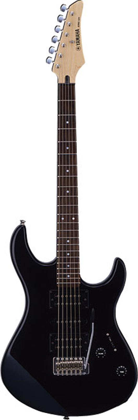 Yamaha Erg121ubl Black + Housse