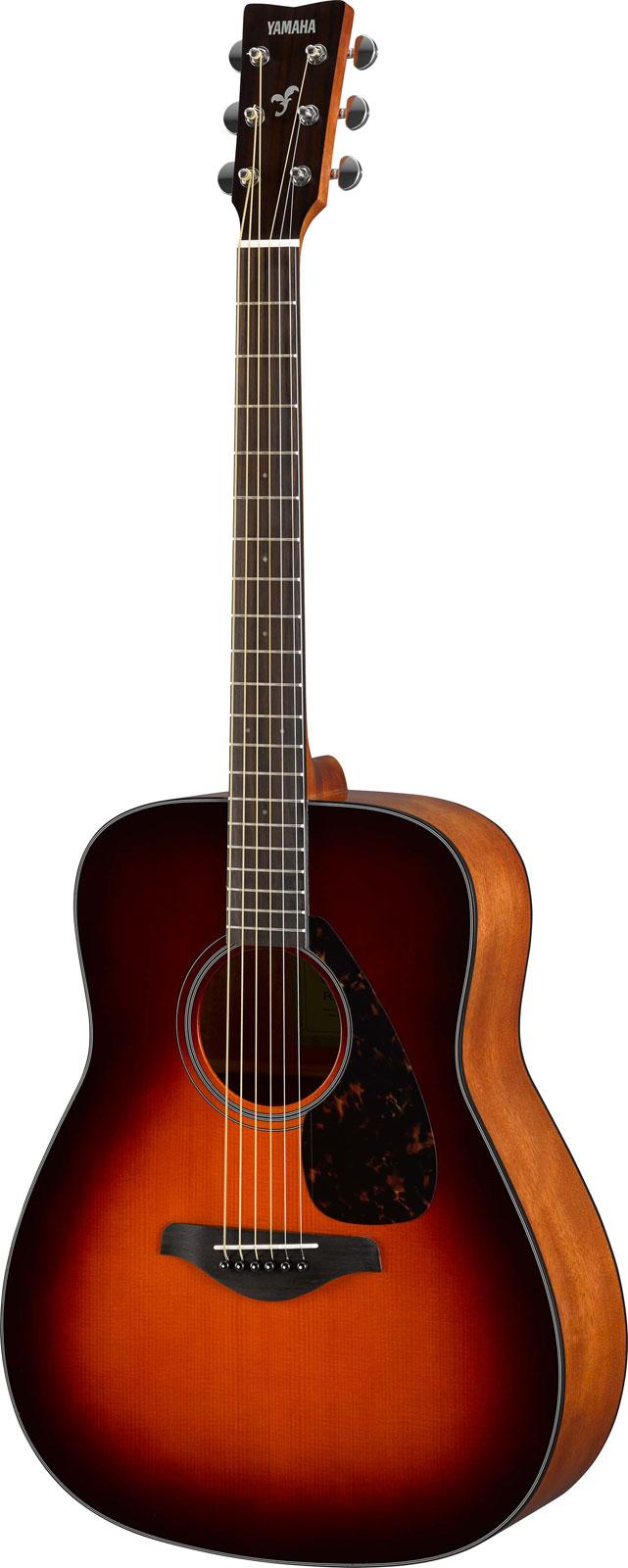 Yamaha Fg800bs Brown Sunburst