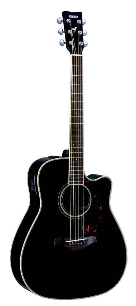 Yamaha Fgx720sc Black
