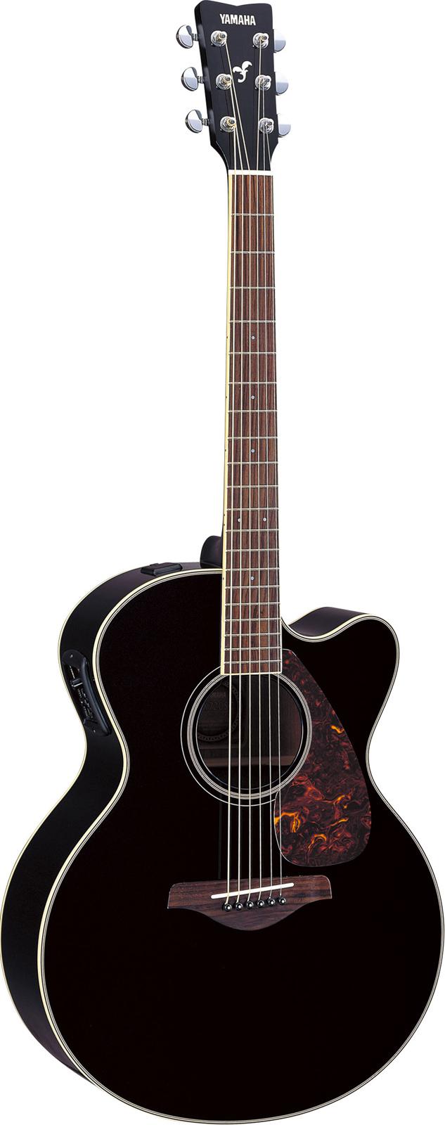 Yamaha Fjx720sciibl Black