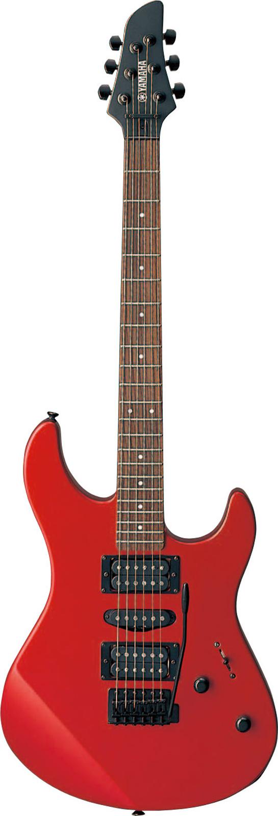 Yamaha Rgx121zrm Red Metallic