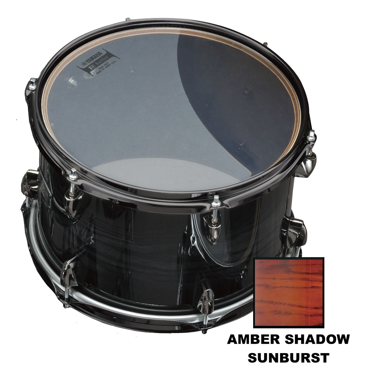 Yamaha Lnt0807 - 8 X 7 - Amber Shadow Sunburst
