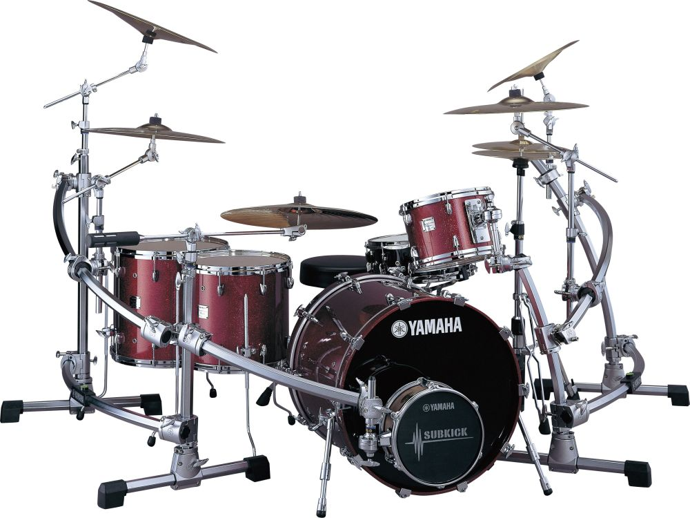 Yamaha Maple Custom Absolute Bass Drum