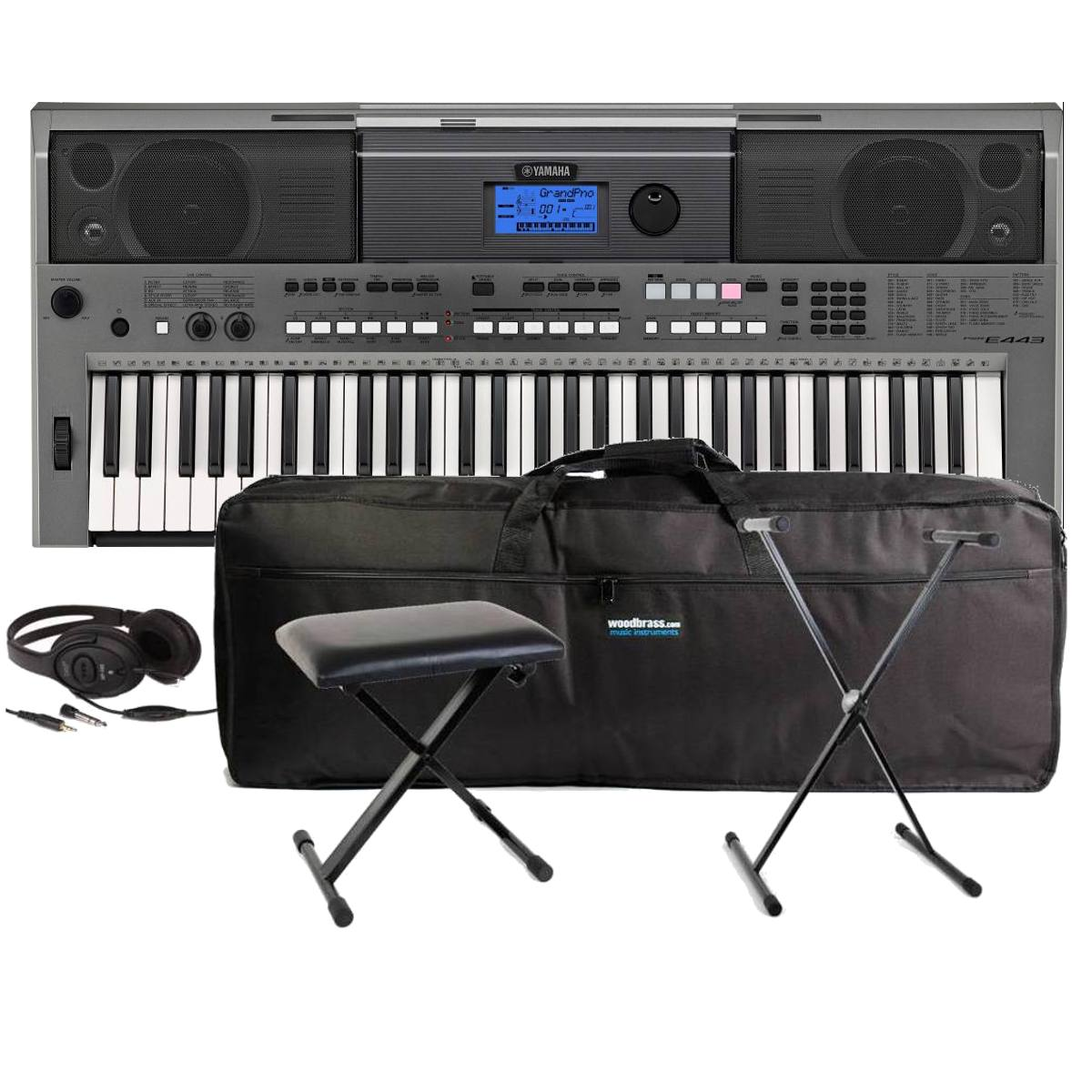 Yamaha synthetiseur clavier claviers arrangeurs for Yamaha ypg 535 vs dgx 650