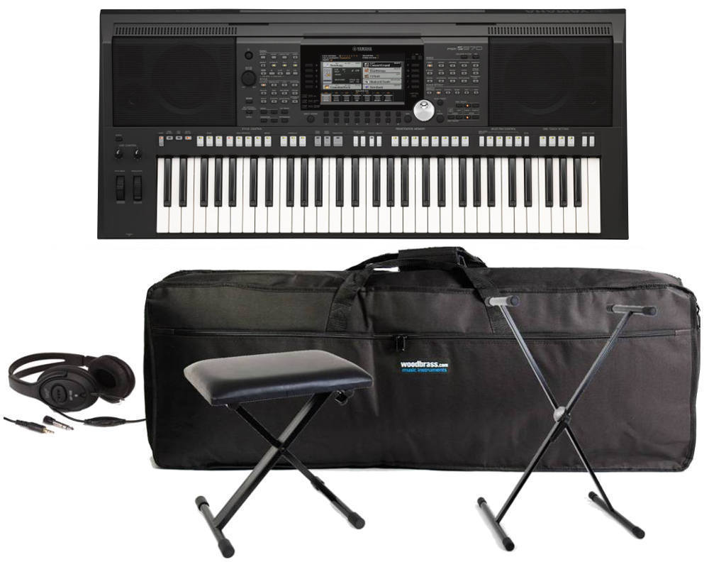 Yamaha Psr-s970 - SYNTHESIZER KEYBOARD - Buy online - Free