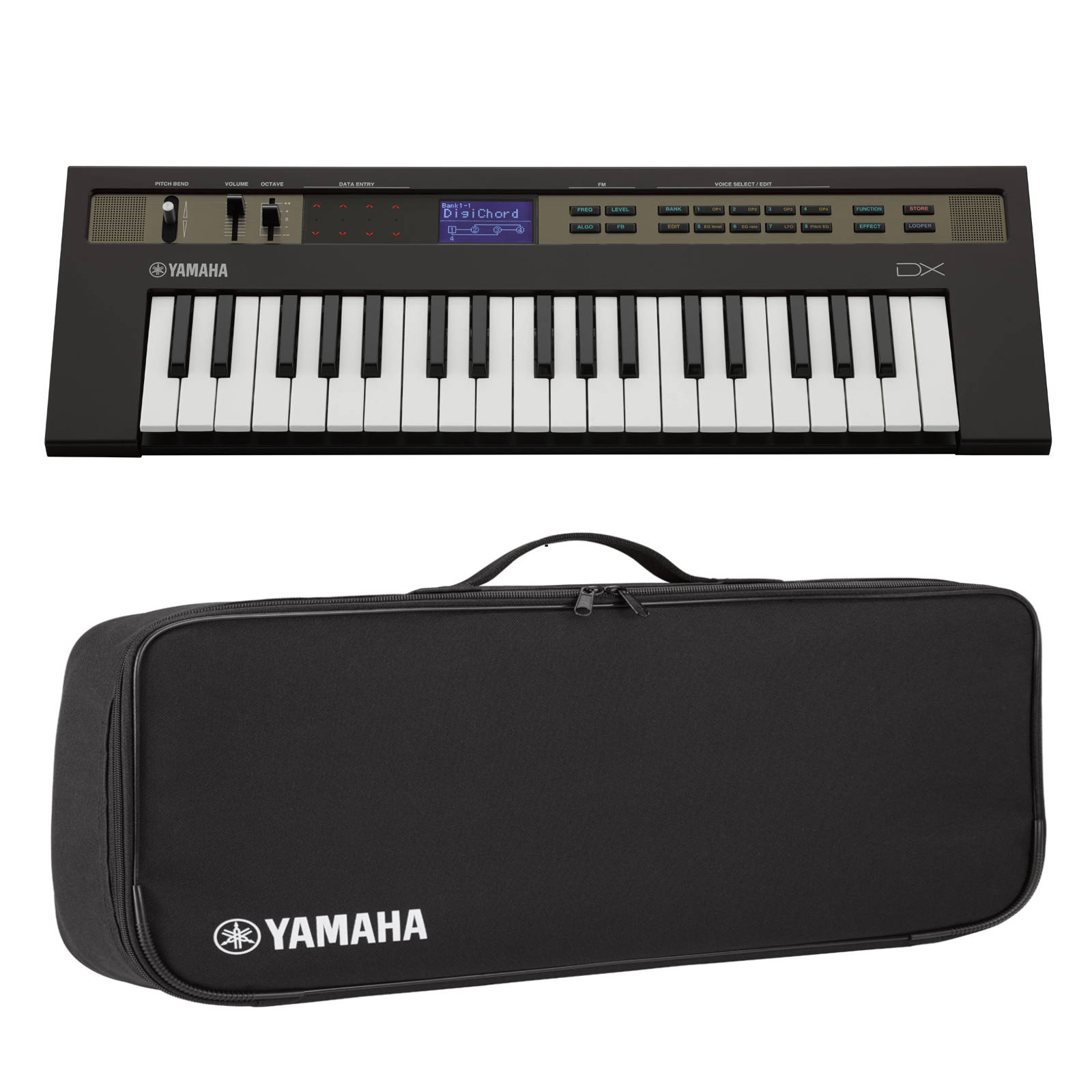 Yamaha reface cp claviers synthetiseurs synthetiseur for Housse clavier yamaha