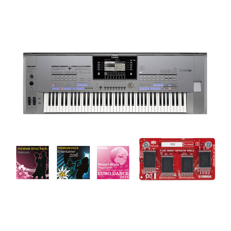 Yamaha tyros 4 expansion pack electronic keyboard for Yamaha expansion pack