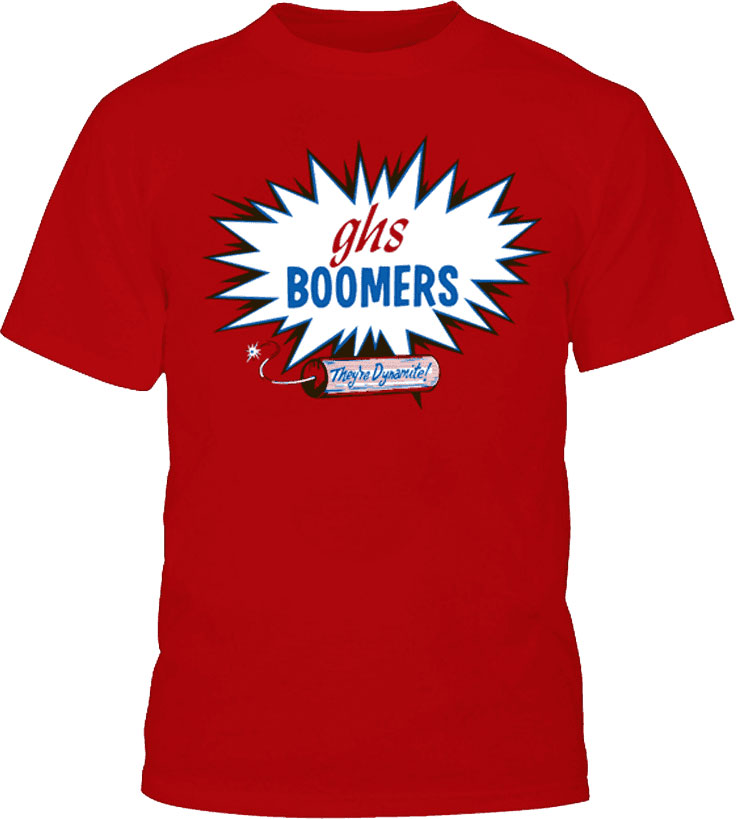 BOOMERS MEDIUM T-SHIRT