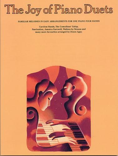 Joy Of Piano Duets - Piano 4 Mains