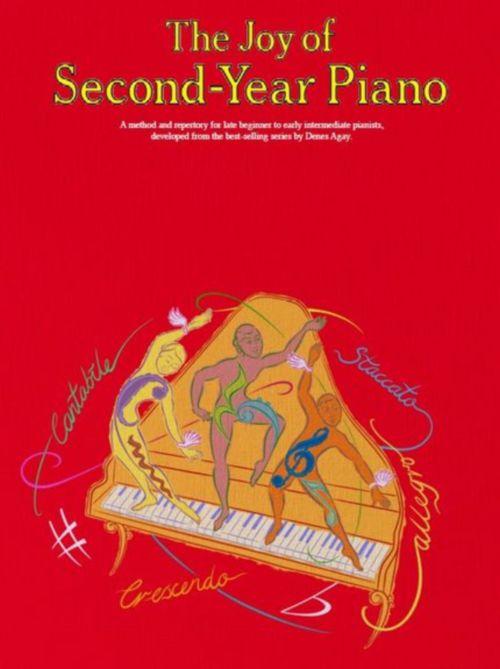 Denes Agay - The Joy Of Second-year Piano