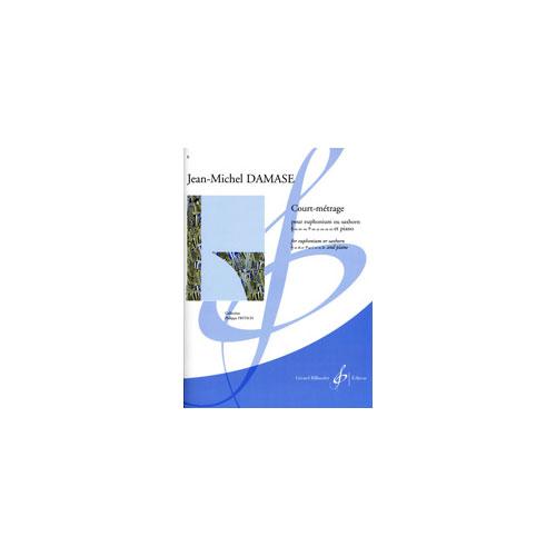 Damase Jean-michel - Court-metrage - Euphonium Ou Saxhorn, Piano