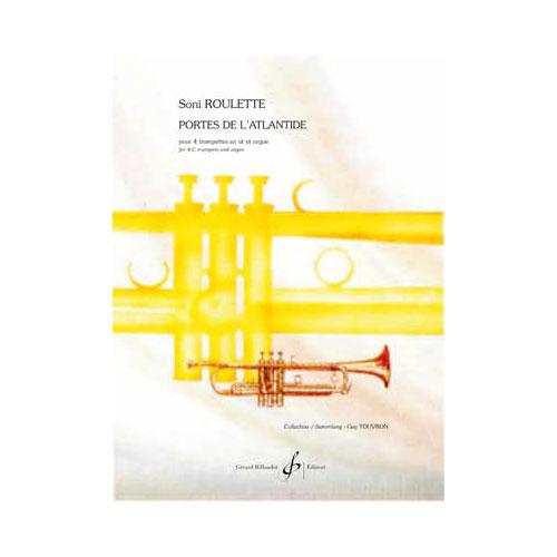 Roulette Soni - Portes De L'atlantide - Quintettes
